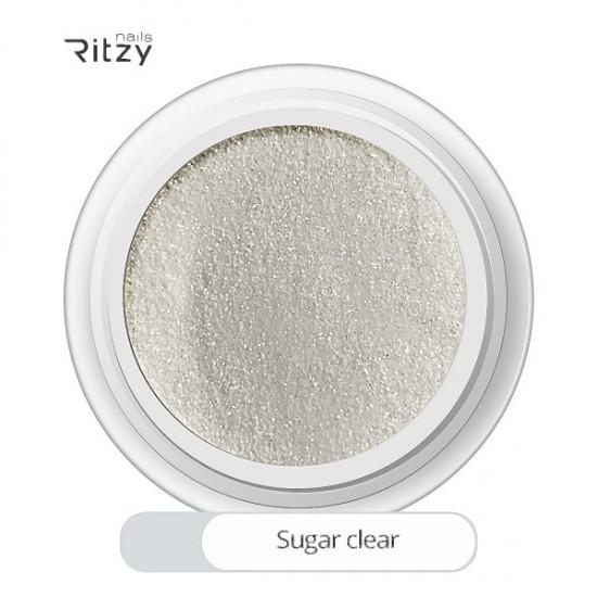 SUGAR Clear glitter